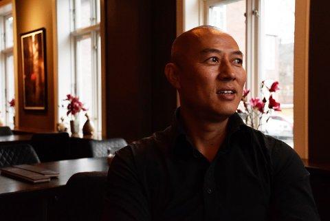 SELGER BEDRIFT: Salt & Pepper-gründeren, Sang Ho, har valgt å selge Gjøvik-restauranten.