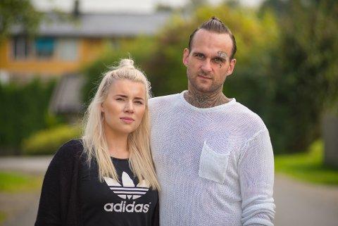HAR INNVENDINGER: Lisa og Krister godtar ikke umiddelbart alt Hallgeir Kvadsheim og Cecilie Lynum sier i ukens Luksusfellen. TV3