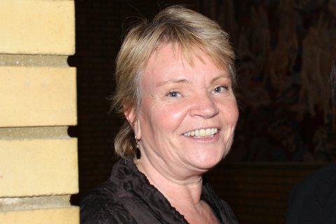 TAUS: Kari Kjønaas Kjos vil ikke kommentere listeforslaget. Foto: Torstein Davidsen