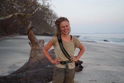 Maren Werner fra Rælingen er en av 12 damer som er med i den nye realityserien som sendes på tv2.
