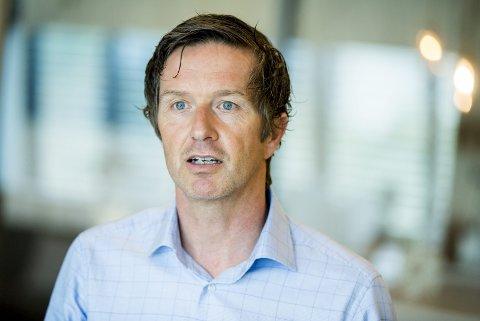 Vurderer søknadene: Arrangementsansvarlig Terje Lund i Norges Skiforbund. Foto: NTB scanpix
