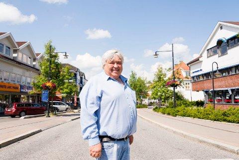 TILBAKE: Harald Espelund er tilbake i kommunestyret.