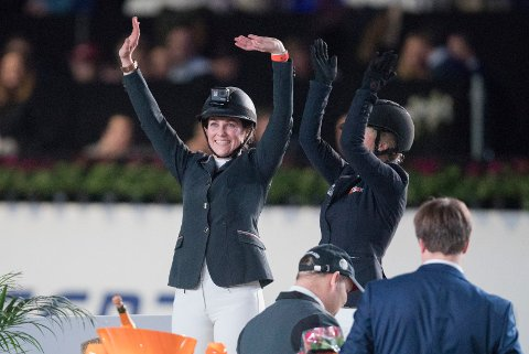 Prinsesse Märtha Louise deltok under Norwegian Horse Festival i fjor. Foto: Vidar Ruud / NTB