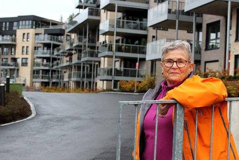 HAR LANDET: Mette Korsrud er tidligere Høyre-ordfører og gruppeleder for Lørenskog i våre hjerter. Nå har hun landet politisk i Arbeiderpartiet, mens hun privat har forlatt enebolig på Fjellhamar til fordel for leilighet i Haneborgåsen panorama.