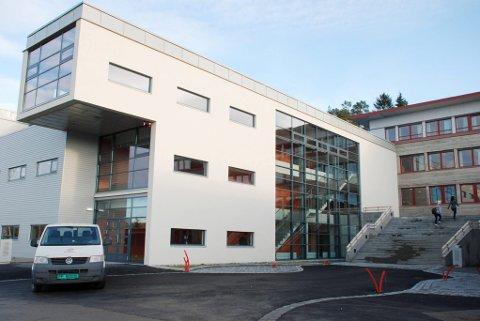 FÆRRE SØKER REALFAG: Færre elever ved Røyken videregående skole søker realfag, og enkelte programfag, som kjemi 2, må droppes i skoleåret 2021-2022. (Arkivfoto)