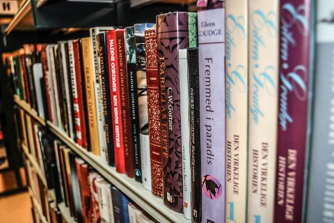 ILLUSTRASJON: Krimbøker og lokallitteratur lånes og kjøpes mest i jula.