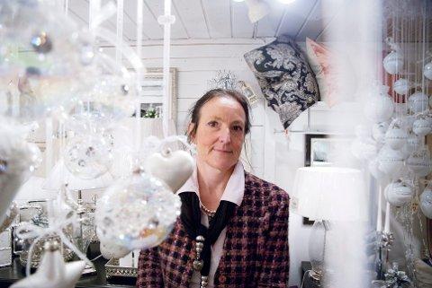 KONKURS: Ann-Iren Anthonisen, driver av Stabbursbua på Ringdal, startet opp i 1990. Nå er butikken slått konkurs.