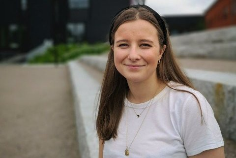 BESTEMME SELV: – Fritt skolevalg handler om å plassere makten over egen hverdag der den faktisk hører hjemme - hos elevene, ikke hos politikerne, sier Karoline Aarvold i Høyre.