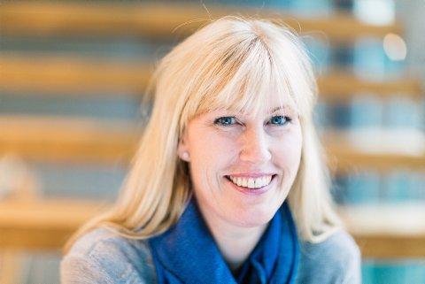 DIREKTØR: Kristin Saga er regiondirektør i NHO Vestfold og Telemark.