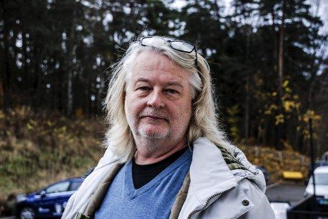 FÅTT NOK: Kjell Arne Nordli har allerede slettet flere av sine Facebook-venmner som har kommet med drøye påstander om flyktningene.