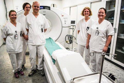 Nytt utstyr, Sykehuset Østfold