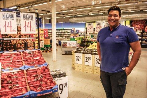 Ravn Rypdal, Rema 1000 Tunejordet