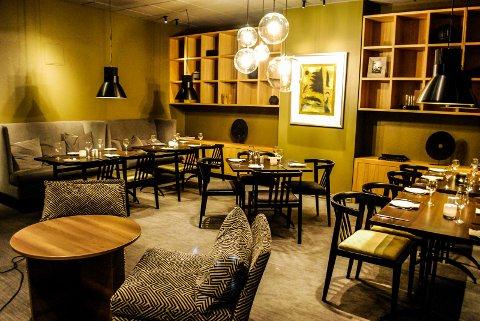 GRÅLUM: Restauranten på Quality Hotel Sarpsborg på Grålum fikk i mai et nytt smilefjes av kontrollørene til Mattilsynet.