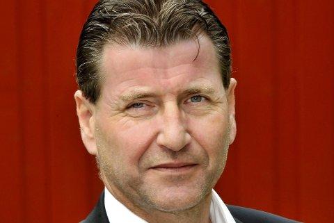 Stein Erik Lauvås, stortingsrepresentant for Østfold Arbeiderparti.