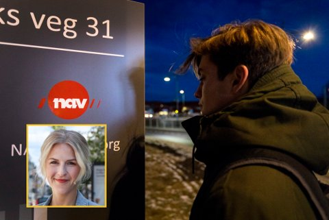 Antallet unge arbeidsledige fortsetter å øke i Sarpsborg og landet for øvrig. Utviklingen bekymrer byens stortingsrepresentant, Elise Bjørnebekk-Waagen (Ap). Onsdag tok hun opp problemet i Stortingets spørretime.