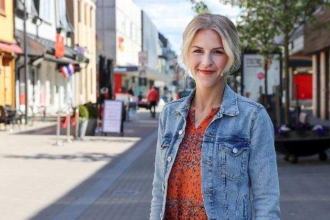 VIL HA ENDRING: Elise Bjørnebekk-Waagen mener den nye rapporten om antall sarpinger i ufrivillige deltidsstillinger er skremmende lesning.