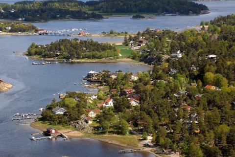 Skjeberg og området rundt blir stadig mer populært. Arkivfoto: Jarl Morten Andersen