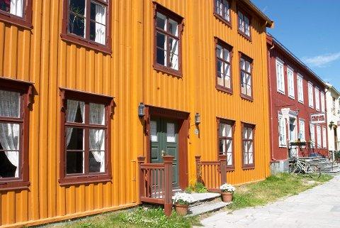 2f5d9ba1 Rana Blad - Slik velger du farge til huset