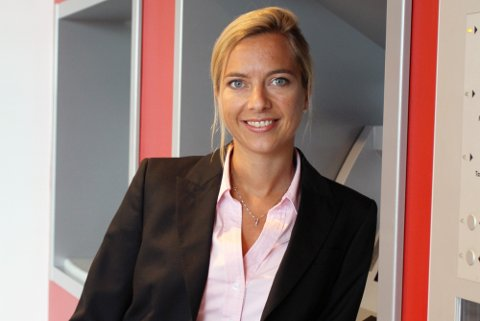 Forbrukerøkonom Marianne Frønsdal i Sparebanken Vest.