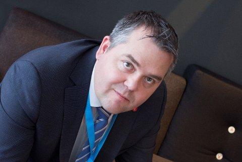Innenfor yrkesfag er det store muligheter i framtiden, mener Roy Steffensen, stortingsrepresentant for Frp og leder av utdanningskomiteen på Stortinget.