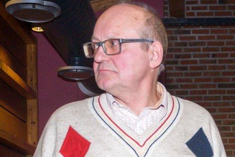 Bjørn Borgund, Marker Venstre