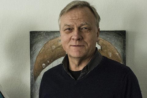 LEDER: Harald Mella er leder for Kirkens SOS i Borg bispedømme. ARKIVFOTO