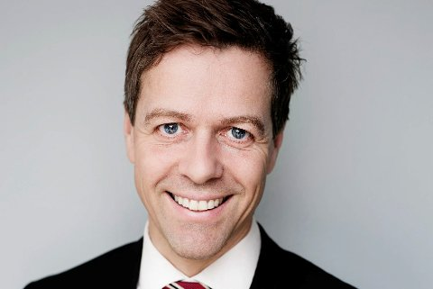 Uventet støtte: Partileder Knut Arild Hareide kan få uventet støtte i kveld fra delegatene fra Indre Østfold.