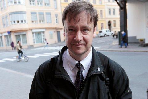 Advokat John Christian Elden er kritisk til at politiet offentliggjorde at Vibeke Skofterud var alkoholpåvirket over lovlig grense da ulykken inntraff. Foto: Lise Åserud, NTB scanpix/ANB
