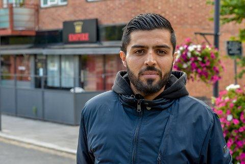 Aran Najmaldin Isa Ali (28) mener at han ble satt inn som daglig leder og styreleder mot sin vilje.