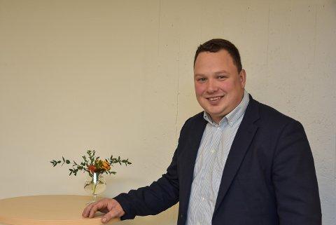 NYTT FORSLAG: Skiptvet kommunes eiendommer må gås gjennom, sier Tor Jacob Solberg (Spp).