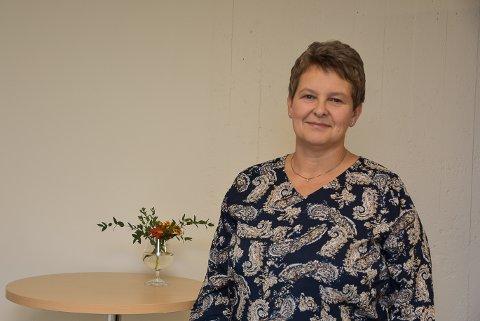 Prioriterer barna: Skiptvet-ordfører Anne-Grethe Larsen (Sp) er ikke i tvil hvem hun vil prioritere med de ekstra pengene kommunen får. – Barna, sier hun.