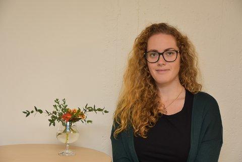 Anna Lovinda Røed Skaar, Ap, formannskapsmedlem, jobber som prosjektleder i NAV.