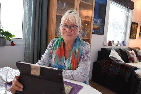 ETTERLATT: Irene Tømta vil engasjere seg i Leve, foreningen for etterlatte etter selvmord.
