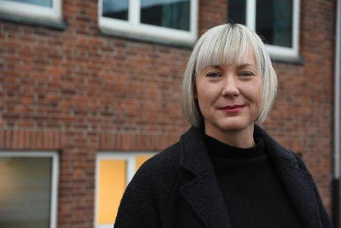REAGERER: Marianne Hvalshagen er tillitsvalgt for FO.