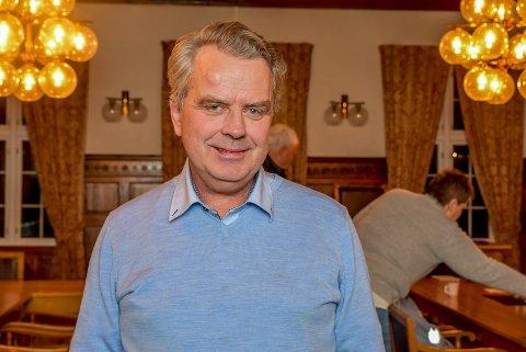 Hans Gunnar Raknerud, seksjonsleder byggesak