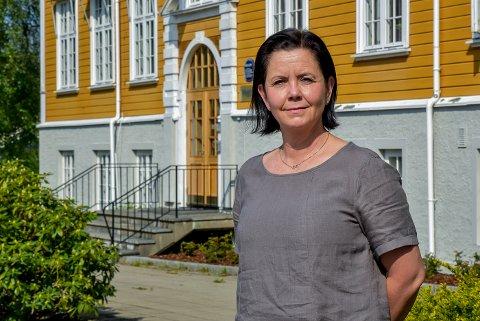 Hege Cecilie Nicolaysen, leder i Utdanningsforbundet i Eidsberg