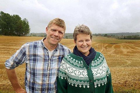 Lars Sæther blir varaordfører og Anne-Grethe Larsen ordfører i Skiptvet.