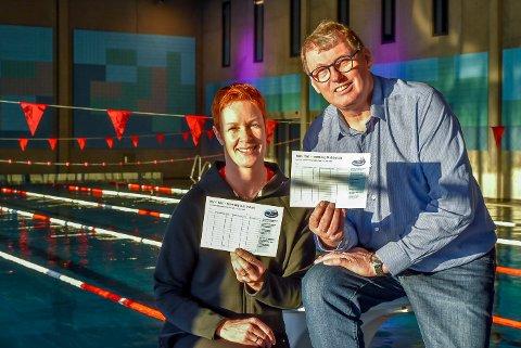 Bente Irene Olsen og David Koht-Norbye