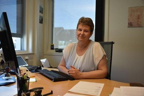 Skiptvet-ordfører Anne-Grethe Larsen forklarer at det er en grunn til at Skiptvet kommunen har nest dårligst dekning av hurtigbredbånd i hele Viken.