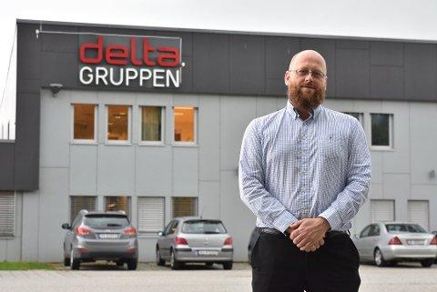 Rune Kyrdalen og Deltagruppen hadde 96,1 millioner kroner i bokførte verdier, ifølge siste regnskap.