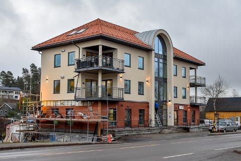 Meierigården i Skiptvet er tegnet av arkitekt Jan Olav Aasland fra Hærland.