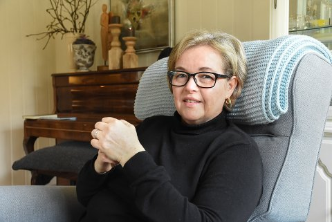 SKRYTER AV TILBUDET: – Livet blir snudd på hodet når du får en alvorlig diagnose, sier Hilde Nygaard.