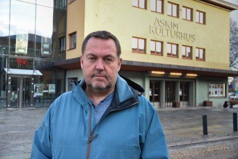 Styreleder i Askim kulturhus, Øyvind Woie