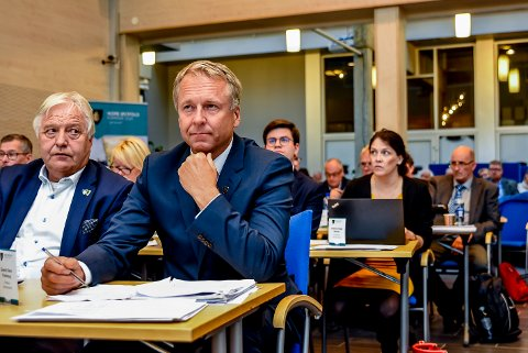 Saxe Frøshaug (Sp) er lettet etter møte med Fylkesmannen i Oslo og Viken.