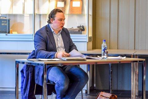 Formannskapsrepresentant i Skiptvet, Tor Jacob Solberg (Sp).
