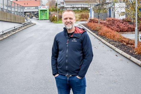 Håvard Andresen er daglig leder i Indre Østfold Næringsutvikling AS