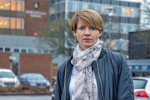 Kommunikasjonssjef i Indre Østfold kommune Mimi Kopperud Slevigen.