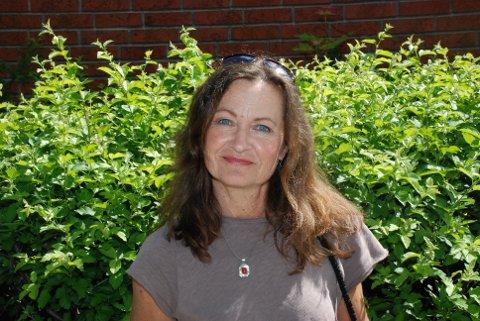 FULLVAKSINERT: Lærer Merete Henden har nettopp fått sin siste vaksinedose.