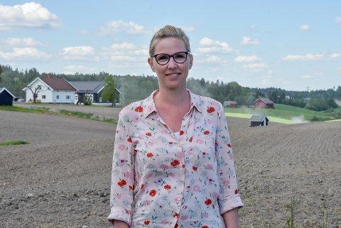Gayle Culley Enger er ny landbruk- og miljørådgiver i Skiptvet og Marker.