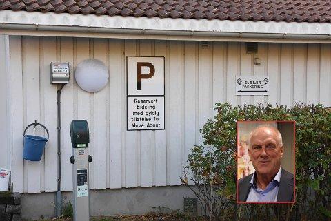 REGNER: Rådmann Per Egil Pedersen skal utrede en betalingsløsning.